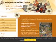 SITO WEB Dagmar Skarbanova Minigalerie Daska