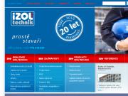 WEBOVÁ STRÁNKA IZOLTECHNIK CZECH s.r.o. Rekonstrukce bytových domů