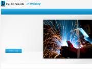 WEBOVÁ STRÁNKA Ing. Jiří Paleček JP- Welding