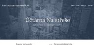 WEBOVÁ STRÁNKA Účtárna na střeše s.r.o.