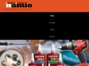 SITO WEB Prodejna naradi NAMIO s.r.o.
