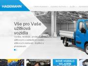 WEBOVÁ STRÁNKA Hagemann a.s. Závod Praha
