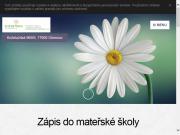 WEBOVÁ STRÁNKA Mateřská škola a školní jídelna Kopretinka Olomouc, s.r.o.