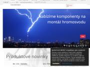 WEBOVÁ STRÁNKA IMONT, s.r.o.
