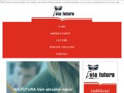 WEBOVÁ STRÁNKA VIA FUTURA - Vzdělávací centrum a jazyková škola Opava