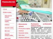 WEBOVÁ STRÁNKA Putzteufel.cz, s.r.o., úklidový servis