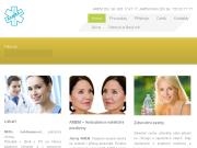 PÁGINA WEB Ambulance esteticke mediciny Cordeus - Centrum trvaleho zdravi