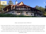 WEBOVÁ STRÁNKA Chata U KRMELCA