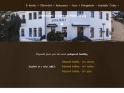 WEBOVÁ STRÁNKA Hotel Malá Skála s.r.o.