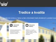 WEBOVÁ STRÁNKA HEDVA, a.s.