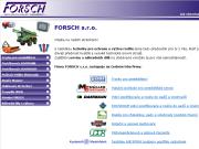 WEBSEITE FORSCH, s.r.o.