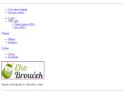 SITO WEB Eko Broucek - Aneta Librova