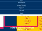 WEBOVÁ STRÁNKA Šmoulíkov s.r.o.