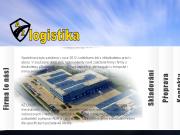 WEBOVÁ STRÁNKA AZ LOGISTIKA s.r.o. Vnitrostátní a mezinárodní přeprava