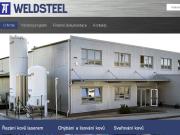 WEBOVÁ STRÁNKA AT Weldsteel s.r.o.