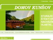 WEBOVÁ STRÁNKA Domov Kunšov s.r.o.