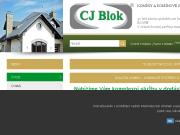 WEBOVÁ STRÁNKA CJ BLOK Sp. z o.o., organizační složka