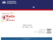 WEBSEITE Nails Karina Do Ngoc Tuoi