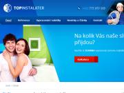 WEBOVÁ STRÁNKA TOPinstalater CZ, s.r.o.