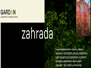 SITO WEB GARD&N Ing. Ladislava Nagyova