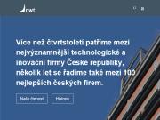 WEBOVÁ STRÁNKA NWT a.s.