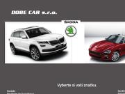 WEBOVÁ STRÁNKA DOBE - CAR s.r.o.