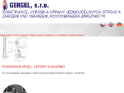 WEBSITE GERGEL, s.r.o.