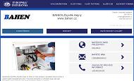 SITO WEB BAHEN Zbynek Hejny www.bahen.cz