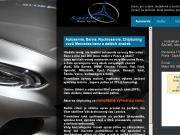 WEBOVÁ STRÁNKA Mercedes servis Praha 6 David Schwáb - ŠAOME