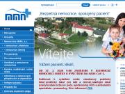 WEBOVÁ STRÁNKA Masarykova městská nemocnice v Jilemnici MMN, a.s.