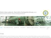 WEBOVÁ STRÁNKA Státní ústav jaderné, chemické a biologické ochrany, v. v. i.