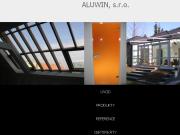 WEBOVÁ STRÁNKA ALUWIN s.r.o.