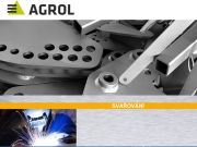 WEBSITE AGROL spol. s r.o.