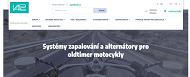 WEBOVÁ STRÁNKA VAPE spol. s r.o.