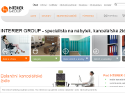 SITO WEB INTERIER GROUP s.r.o. Interiergroup