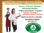 WEBOV� STR�NKA Kav�rna U P��VOZU Marek Kadle��k