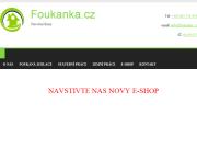 WEBOVÁ STRÁNKA Petr Tyml - Foukanka.cz Foukaná ekologická celulózová izolace