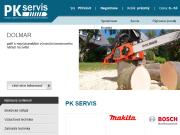 WEBOV� STR�NKA PK SERVIS ZL�N s.r.o.