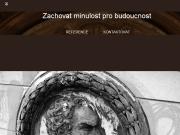 WEBOVÁ STRÁNKA Pastiglia společnost pro obnovu památek, s.r.o.