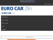 Strona (witryna) internetowa EURO CAR Zlin s.r.o.