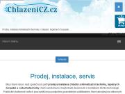 WEBOVÁ STRÁNKA MCS – ChlazeníCZ, s.r.o.