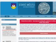 SITO WEB Mestsky urad Stare Mesto