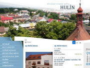 SITO WEB Mestsky urad Hulin Mesto Hulin