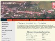 SITO WEB Obecni urad Pohorelice Obec Pohorelice