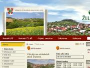 WEBOVÁ STRÁNKA Obecní úřad Žlutava Obec Žlutava