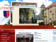 WEBOVÁ STRÁNKA Městys Litenčice