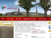 WEBOVÁ STRÁNKA Obec Rataje u Kroměříže