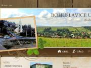 WEBOVÁ STRÁNKA Obec Bohuslavice u Zl�na