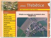 WEBOVÁ STRÁNKA Obecní úřad Třebětice
