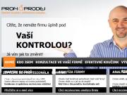 PÁGINA WEB Martin Gajdos Profiprodej - Profesionalni kouc